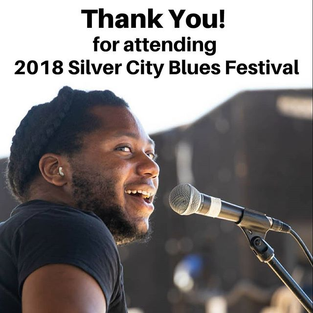 We hope you had a great time at the 2018 Silver City Blues Festival! We did! Hope you enjoyed a sampling of our creative community. --------- Be sure to make plans to return to Silver City, NM for great events like @clay_festival  @southwestprintfiesta #redotgallerywalk #fiestalatina and so much more. -------------- Check out www.visitsilvercity.org for the latest on what is going on in our cool community.  #SilverCityNM #NewMexico #newmexicotrue #grantcountynm #BluesFestival  #livemusic #musicfestival #blues  #bluesmusic  #silvercitybluesfest  #festival #Ruralarts #smalltownlife #authentic #creativecommunity  #Rurallife  #NurtureCreativity #inspire