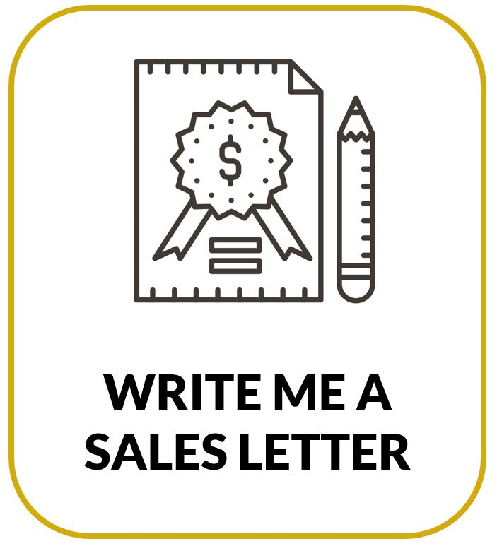 STORYBRAND SALES LETTER copywriting