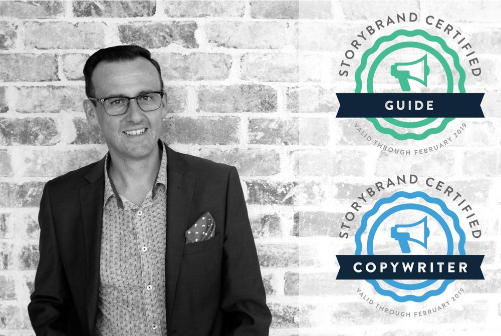 Jamie Buttigieg   Certified StoryBrand Guide