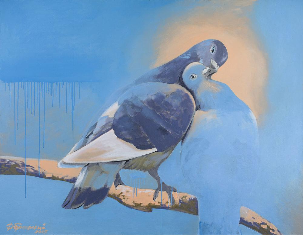 Владимир Дубосарский  Синяя птица