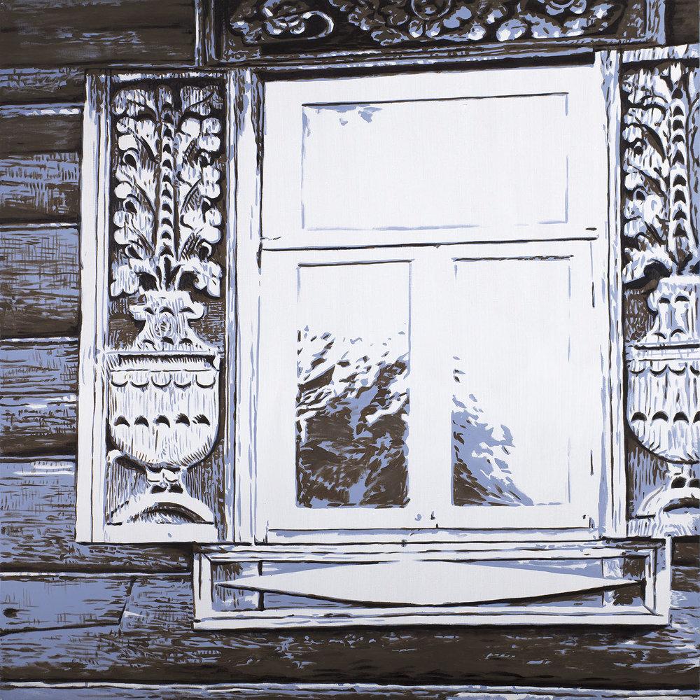 Владимир Дубосарский  Окно