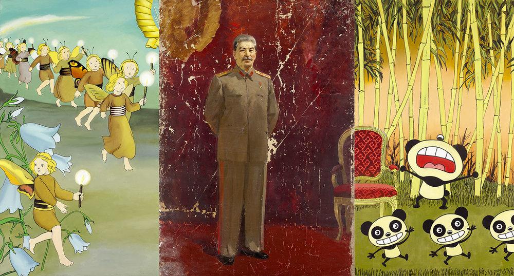 Владимир Дубосарский  Счастливое детство