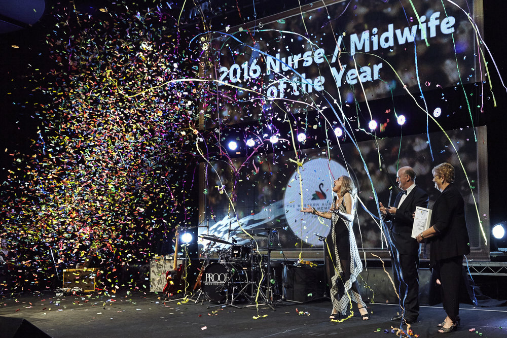 Susan Slatyer, 2016 Nurse/Midwife of the Year