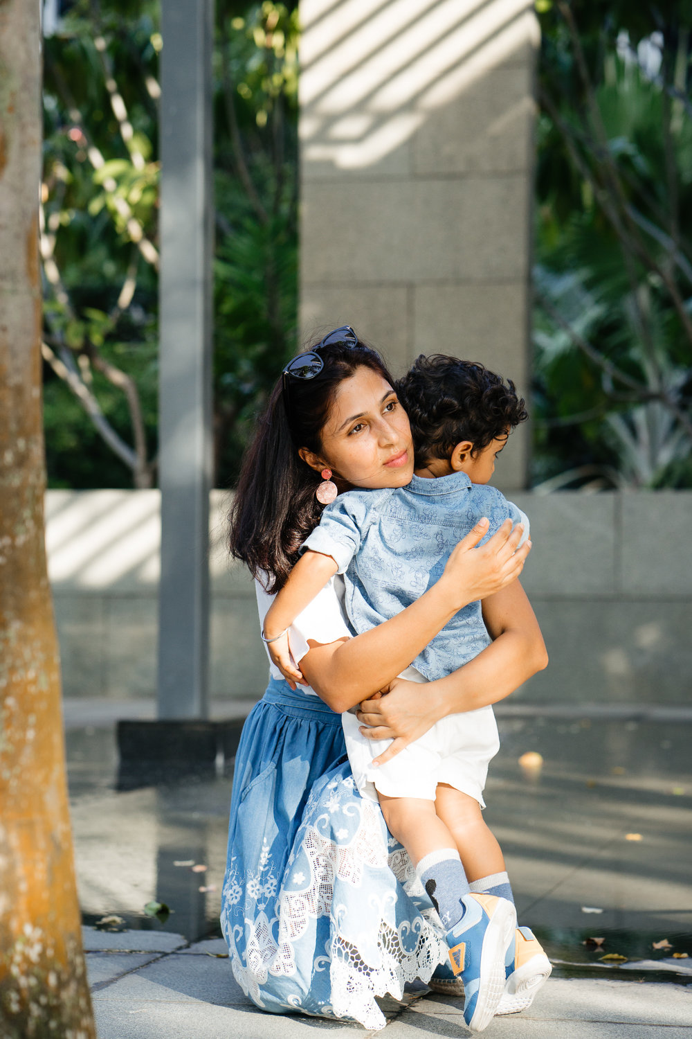 The Best Job In The World - Being A Mother (all that hugs perks!)