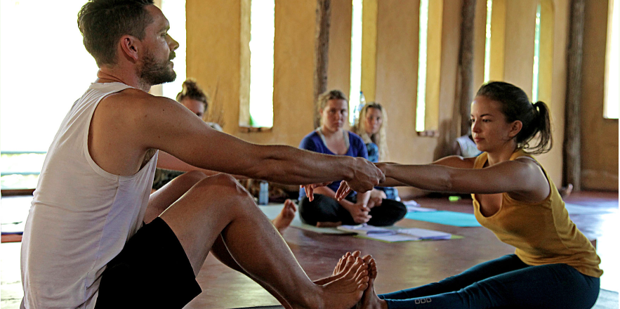 Hosted by Yo Yoga - Cost: R22 900