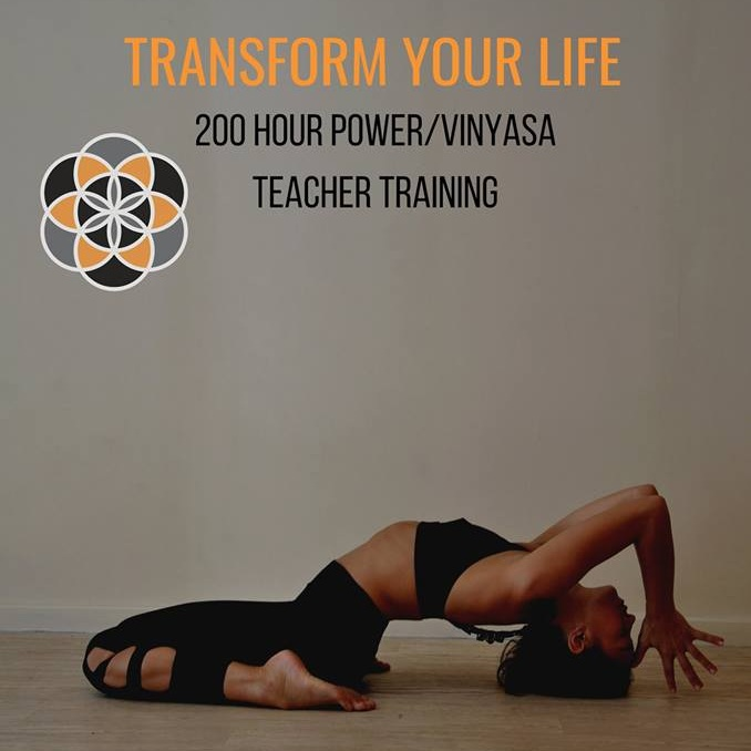 Hosted by The Yoga Life - Cost: R25 000 (R23 000 if paid in full before 1 march)