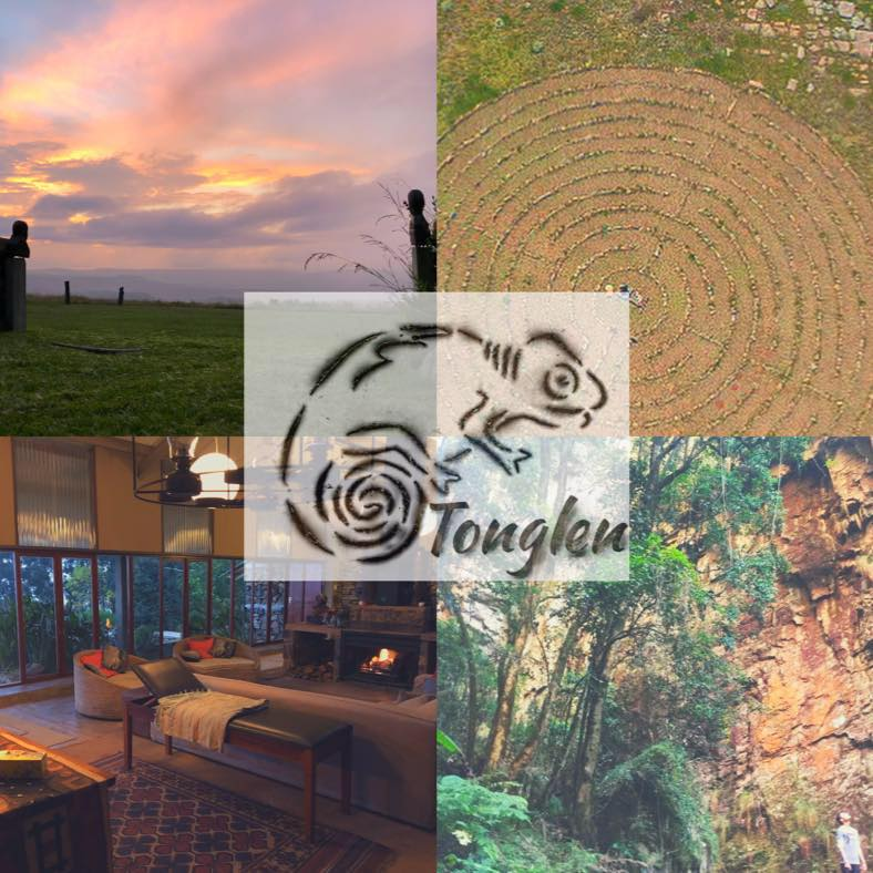Retreat Venue - 30 Kilometers outside of Dullstroom, through 2 farms and up a rocky dirt road that only the most rugged 4X4 can manage, there is a place unlike any other:TONGLEN RETREAT.