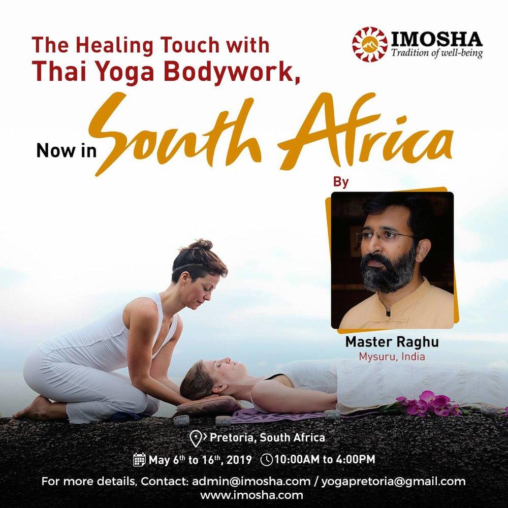Hosted by Imosha at Hotpod Yoga Pretoria Olympus - R7000