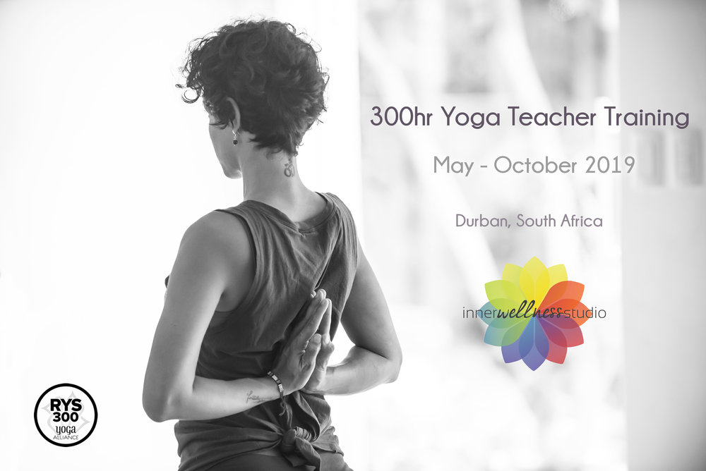 Hosted by Inner Wellness Studio - Cost: R30 000, early bird R27 000 before 19 April