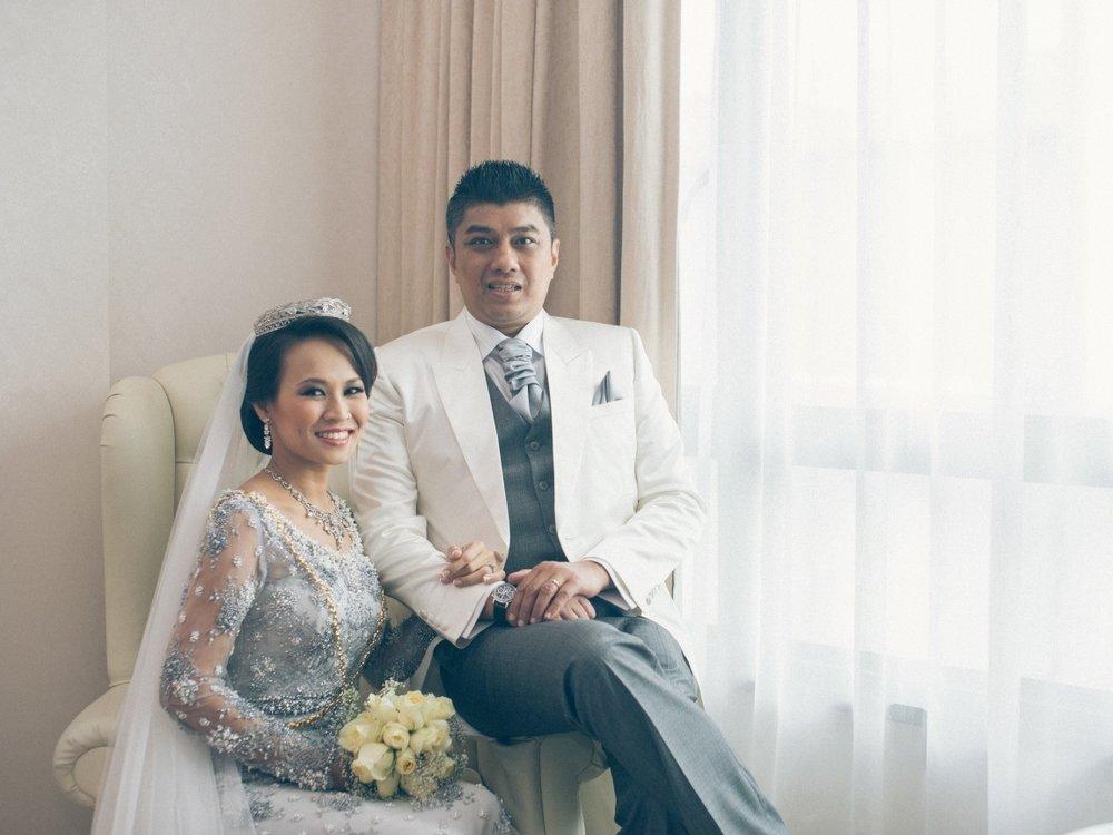 Mohd Fauzi Bin Mohd Yusof, Senior Cabin Crew, 20 years working at AirAsia