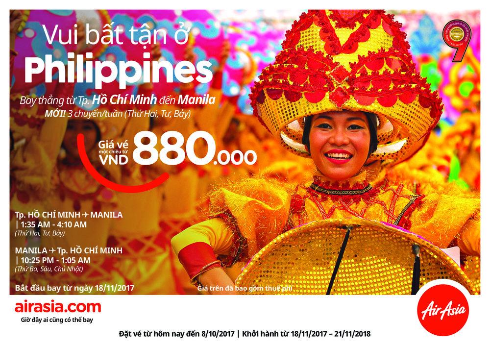 09 AirAsia to fly Manila-Ho Chi Minh City in November.jpg