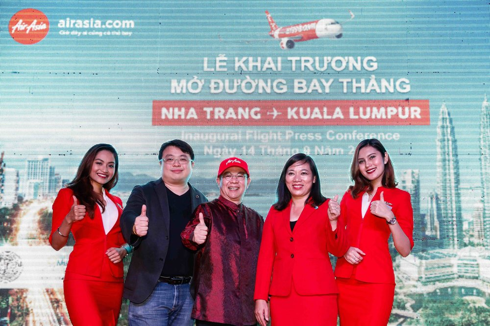 09 AirAsia Marks History As The First Airline To Fly To Nha Trang from Kuala Lumpur, Malaysia _1.jpg