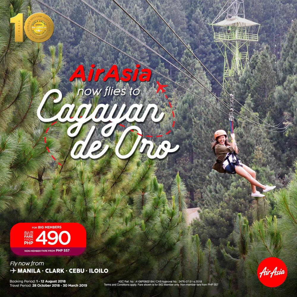 SMPost_AirAsia now flies to Cagayan De Oro.jpg