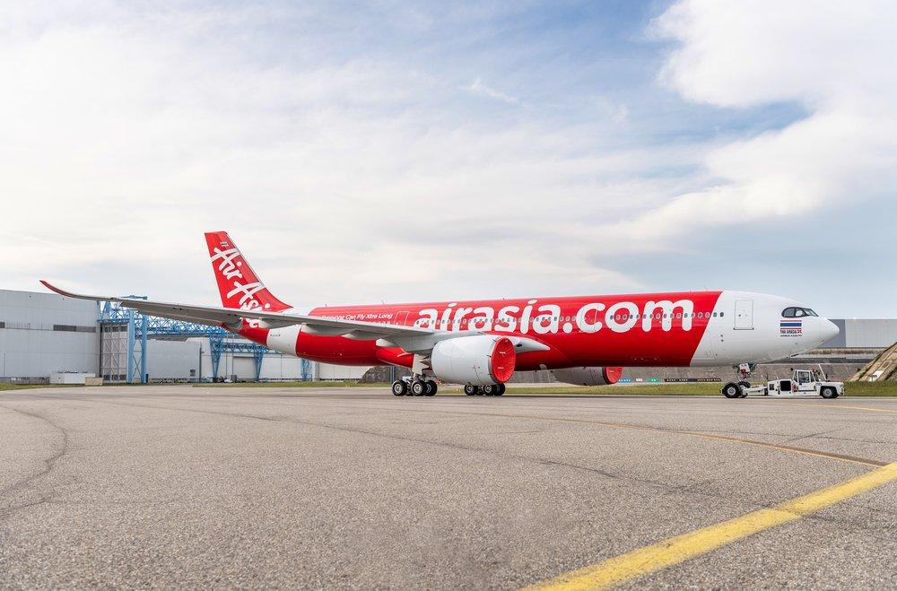 AirAsia X เปิดตัว Airbus A330neo