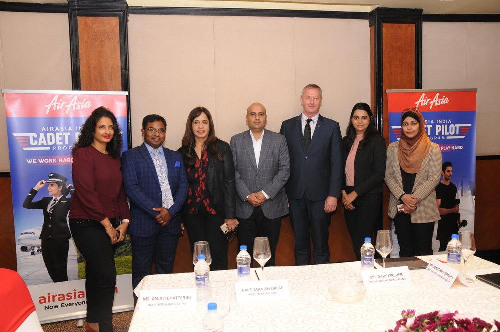 AirAsia India announces the launch of its Cadet-Pilot program