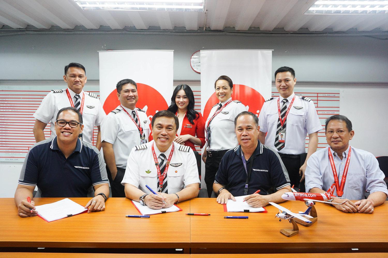 Airasia Launches Cadet Pilot Program Airasia Newsroom