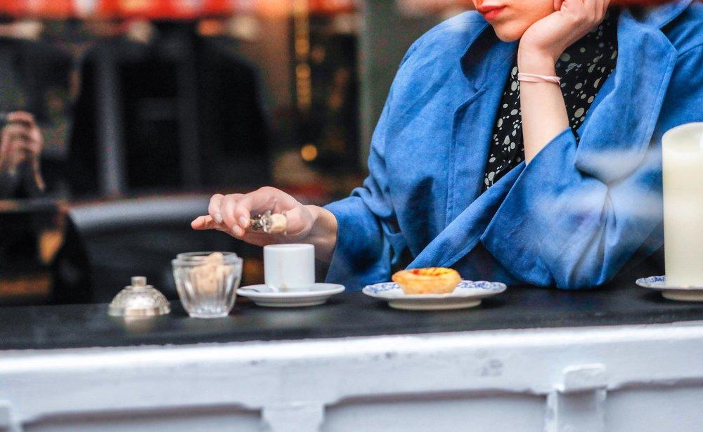 PastelKreuzberg - Ein Stück Portugal in Berlin: Probiere das liebste Feingebäck der Portugiesen!Pastel de Nata, Pastel de Nada (vegan), Pastel de Noz und Pastel de Coco
