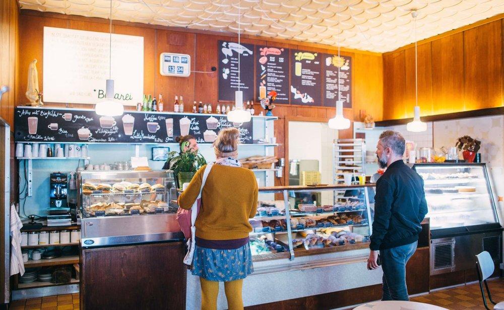 Café Bekarei - Berlin-Prenzlauer Berg