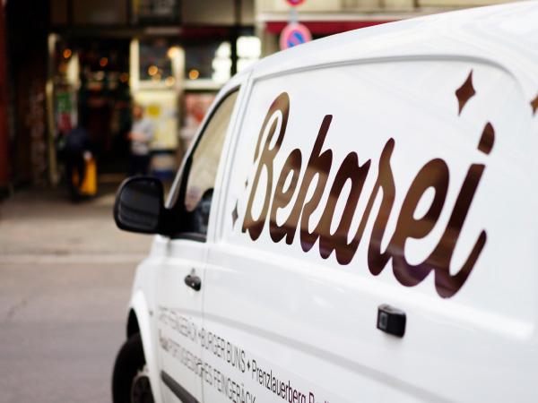 Bekarei-Lieferwagen