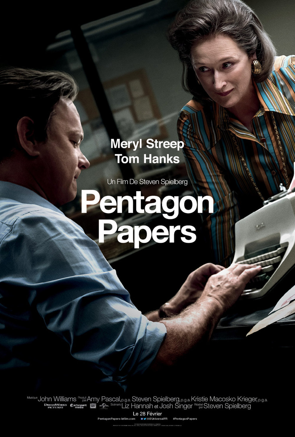 Pentagon Papers (2018) - de Steven Spielberg