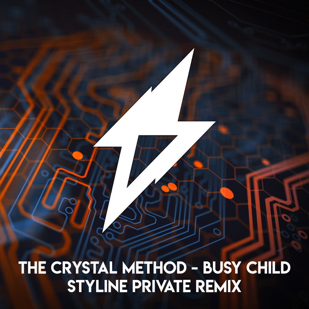 The Crystal Method - Busy Child (Styline Private Remix)