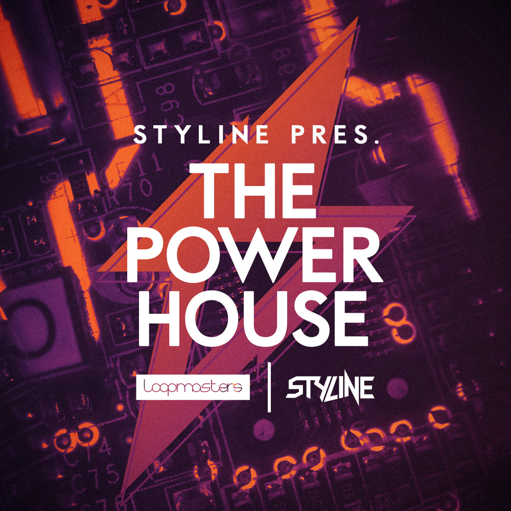 The Power House Loopmasters Sample Pack