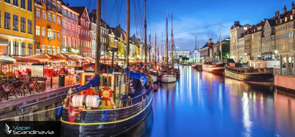 Copenhagen, Denmark - The Location Of  Vape Scandinavia 2018