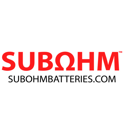 Subohm Batteries