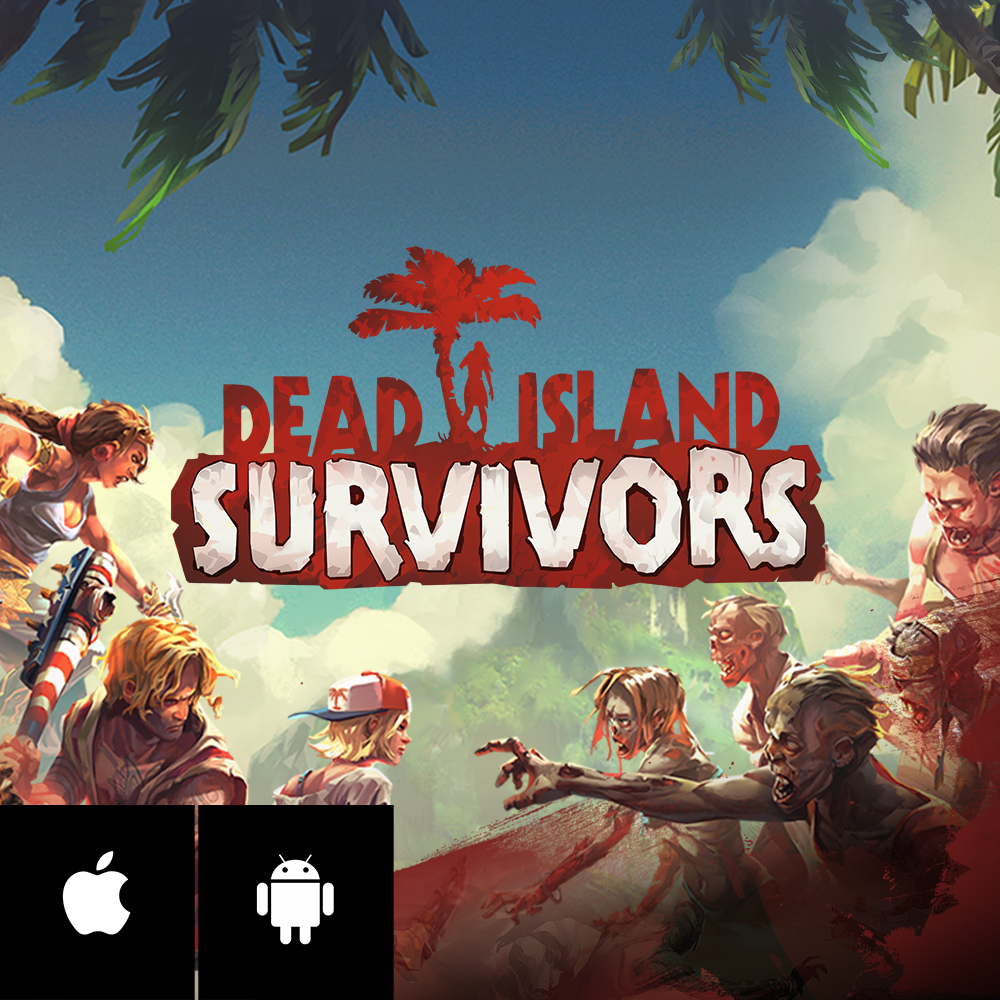 DEAD ISLAND: SURVIVORS - Dead Island: Survivors brings the ultimate zombie action experience to your iPad and iPhone. Collect hard-hitting heroes and fortify your base to resist the zombie onslaught!
