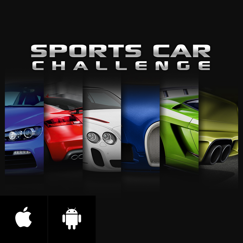 SPORTS CAR CHALLENGE - High-end racing on mobile enters the next round with Sports Car Challenge 2 by Deep Silver FISHLABS and Volkswagen Group China. Drive 20+ exclusive super cars on your phone or tablet!
