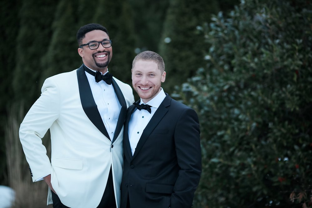 Michael & Andre - December 16, 2017 - The Rockleigh Country Club