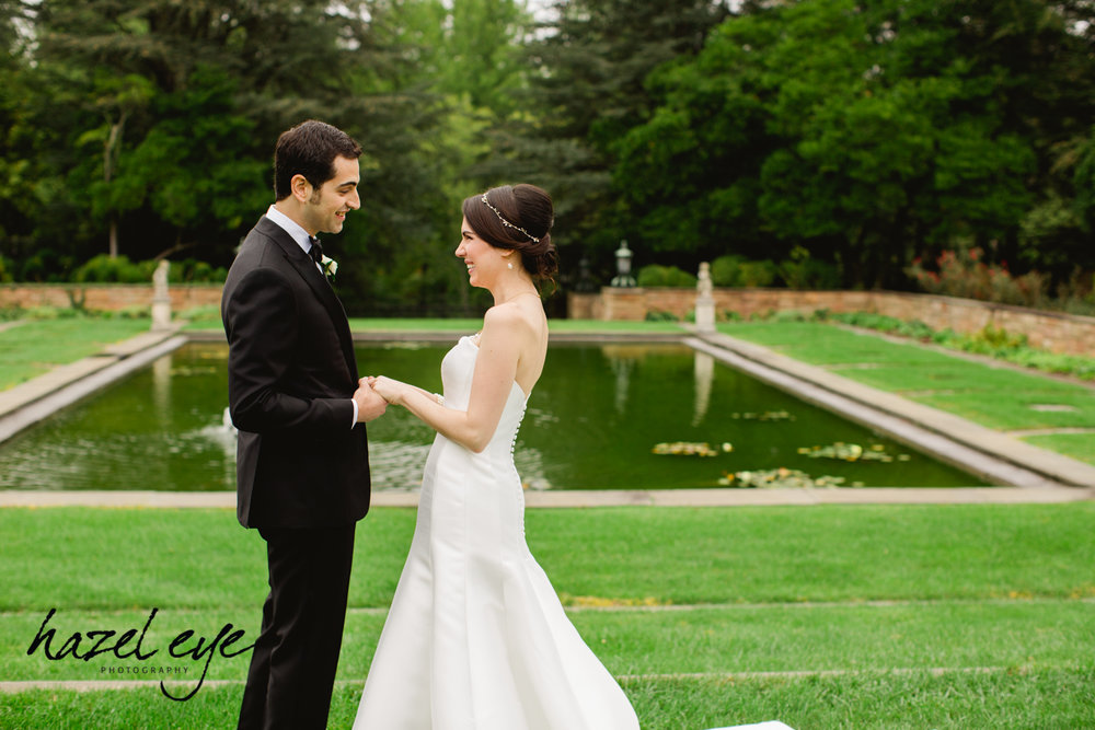 Emma & Andrew - October 1, 2016 - TPC Jasna Polana