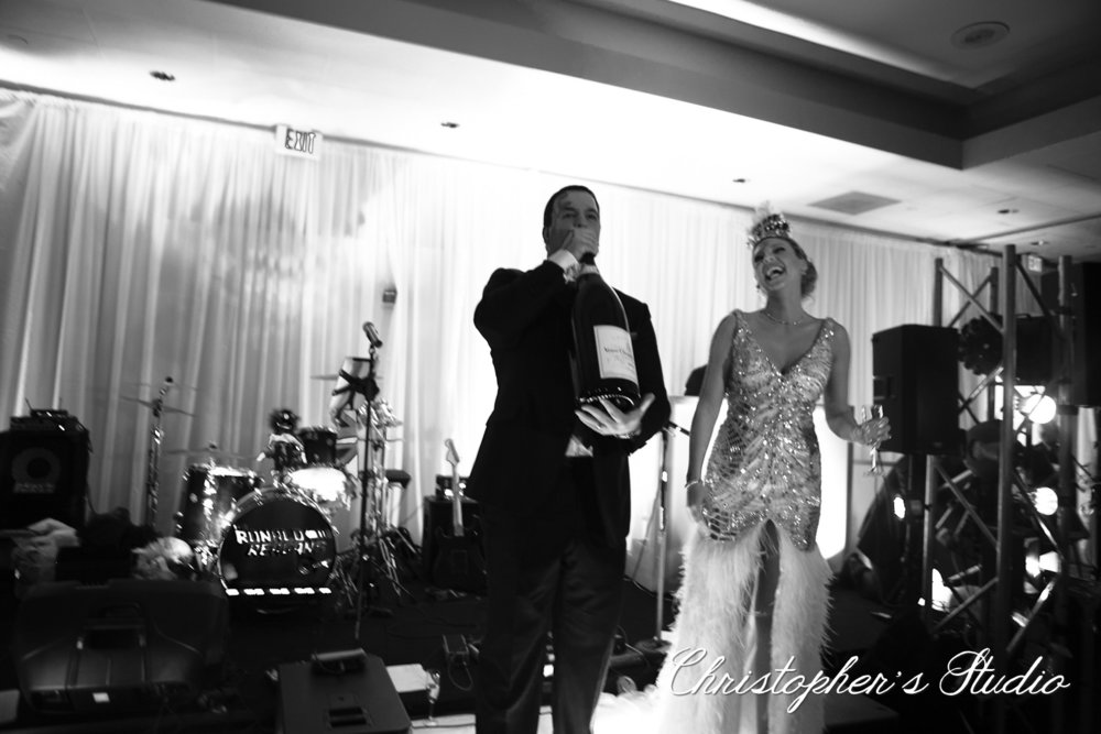 Kyla & Michael - December 31, 2012 - The Sheraton