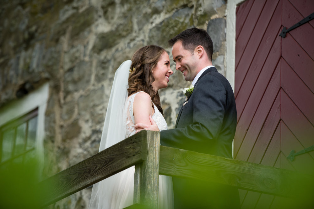 Sara & Mike - October 3, 2015 - The Inn at Millrace Pond