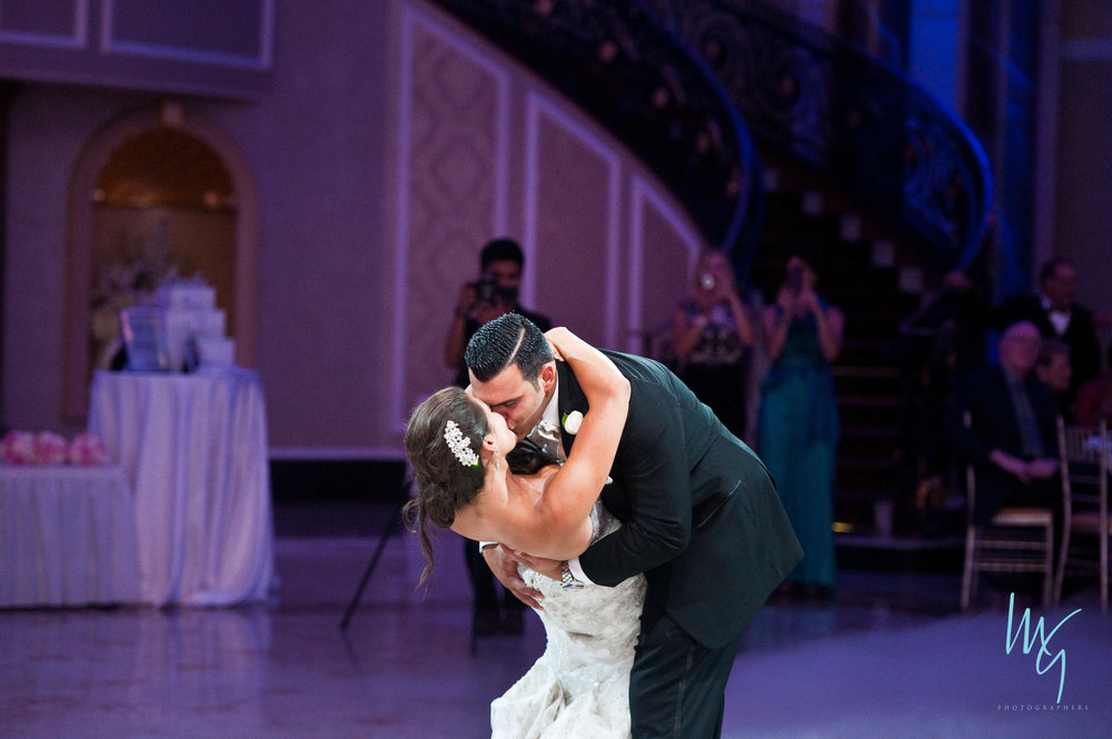 Danielle & Mike - September 19, 2015 - The Venetian