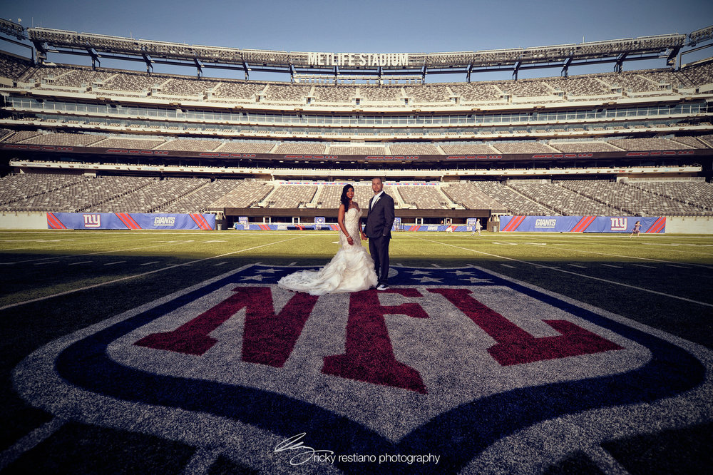 Jen & Paul - May 2, 2015 - MetLife Stadium