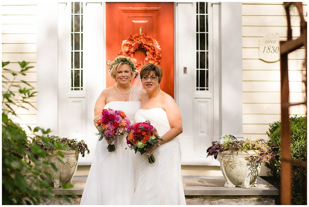 Donna & Deborah - September 29, 2017 - The Inn at Millrace Pond