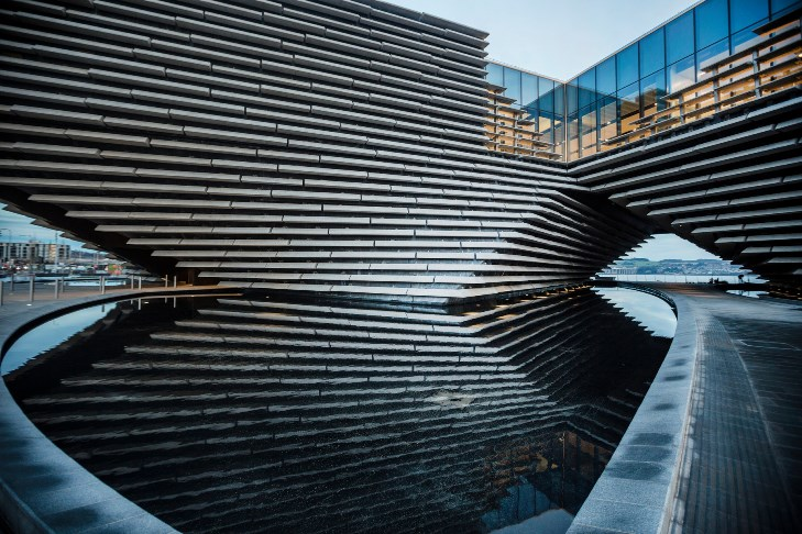 V&A Dundee - Chris Hunt was invited as Director of Genuine to be part of the Museum's launch Programme, where he delivered a day's Branding & PR Workshop to 20 paying Scottish businesses.