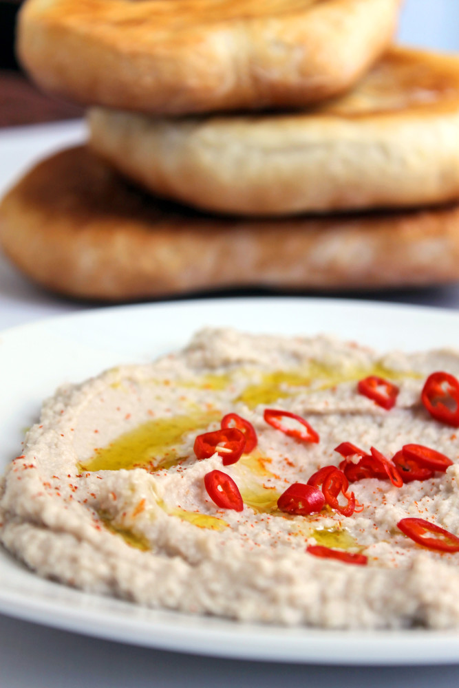 Shelly - Shelly's Humble Kitchen - Root Hummus Recipe