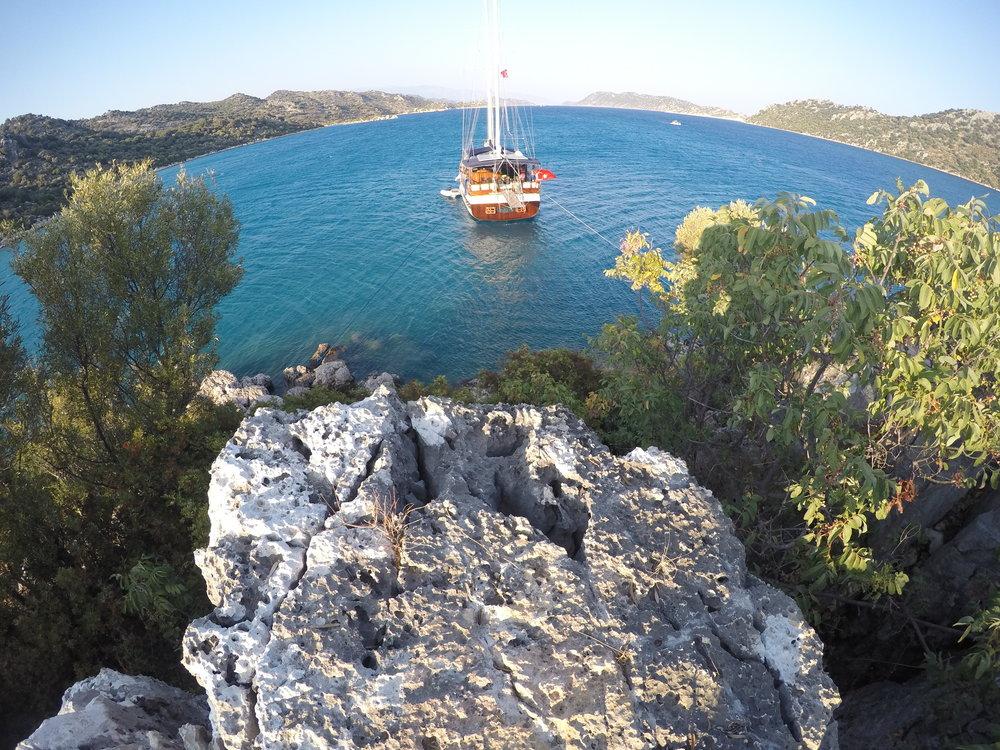 Fethiye - Göcek - Gemiler - Ölüdeniz - Fethiye -