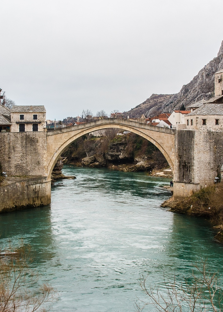 Mostar - Bosnia and Herzegovina -