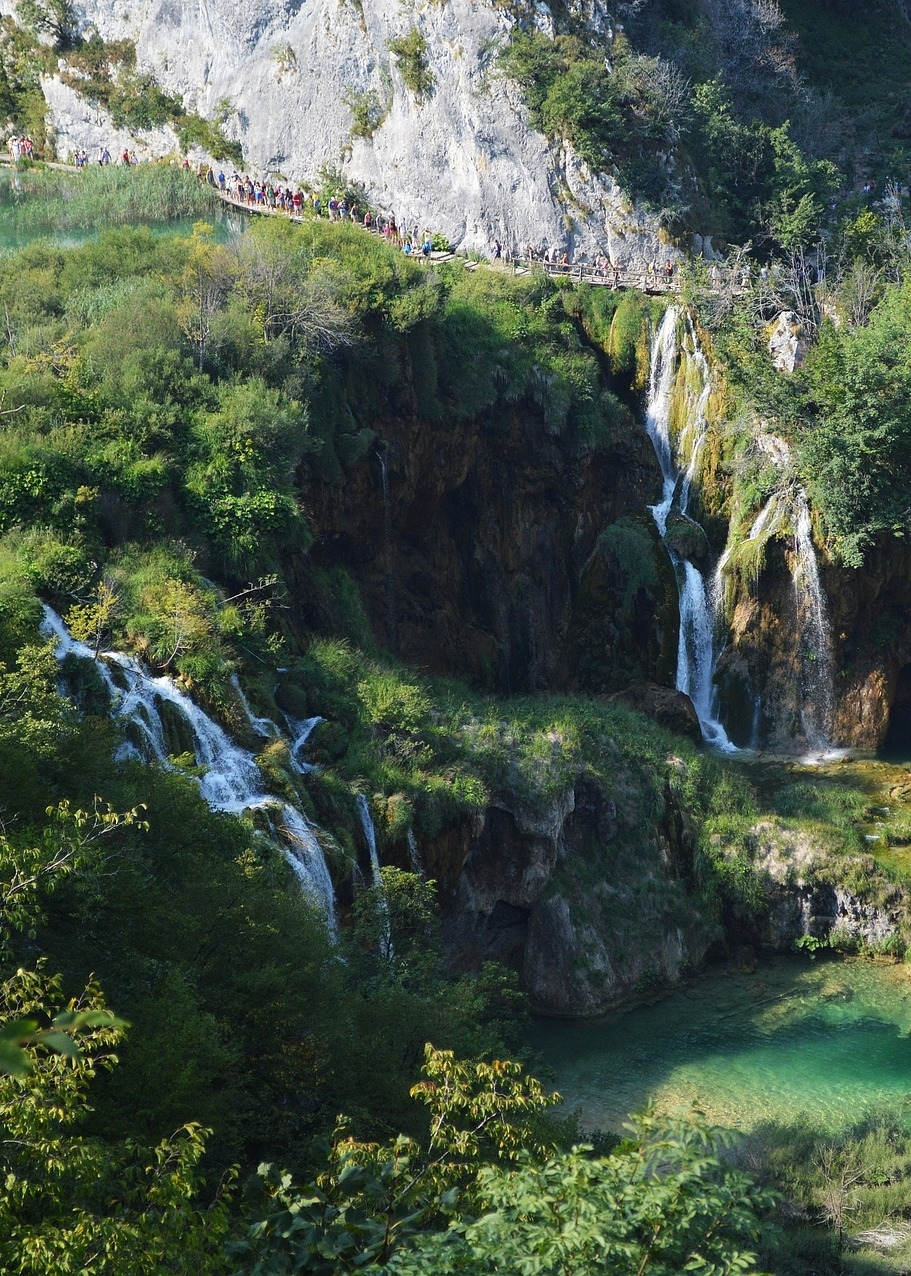 Plitvice Lakes National Park - Croatia -