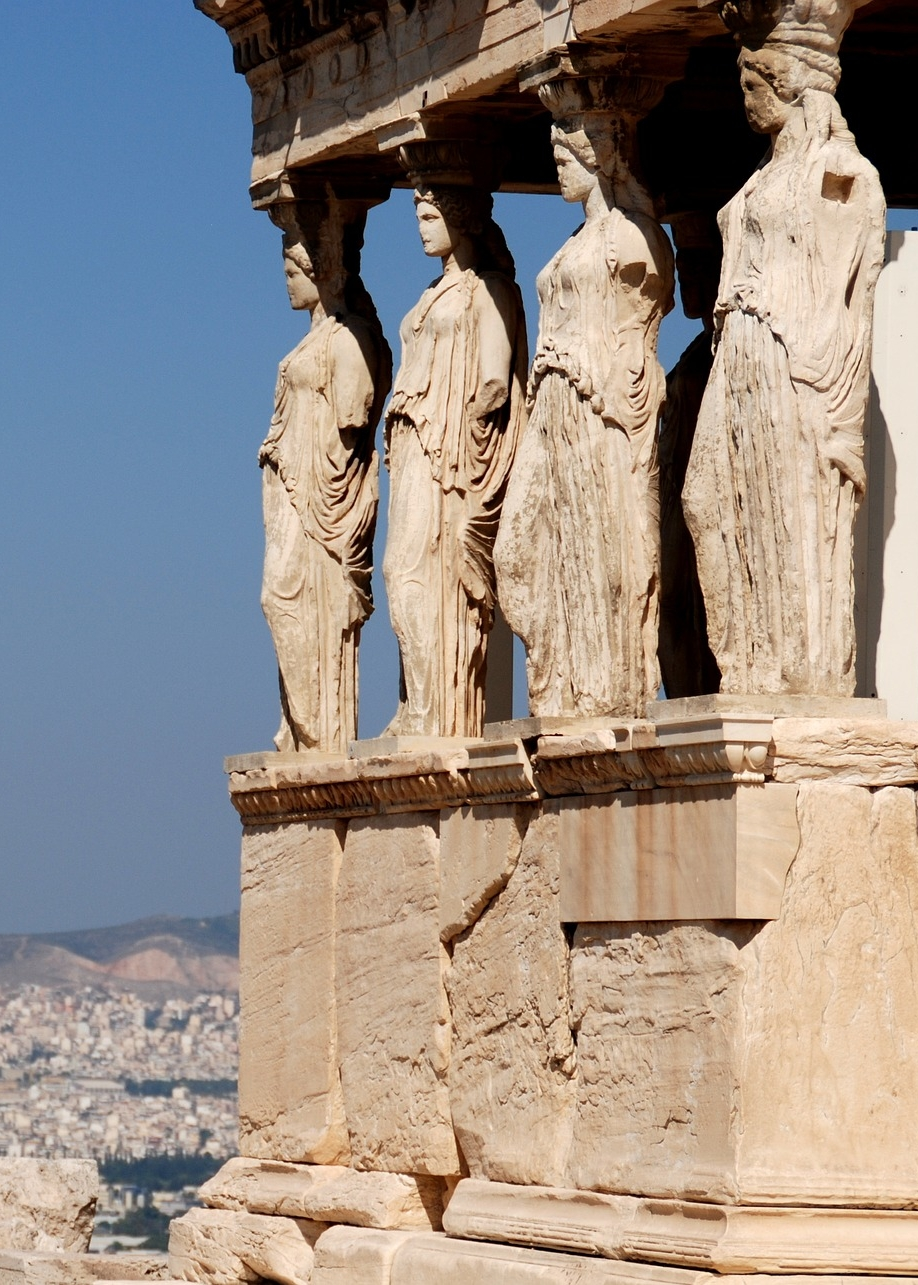 Acropolis - Greece -