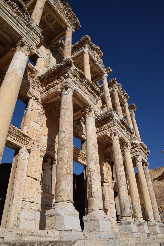 Ephesus - Turkey -