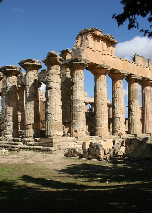 Archaeological Site of Cyrene - Libya -