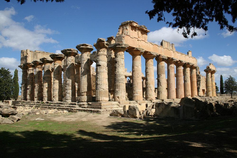 Archaeological Site of Cyrene - Libya
