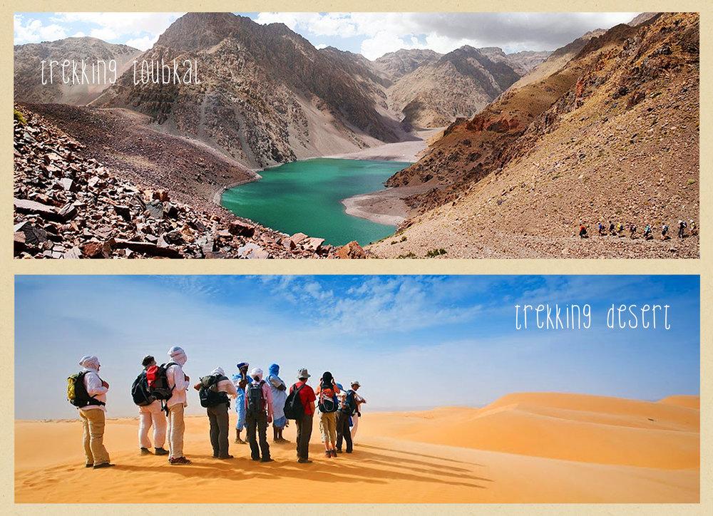 Trekking - Morocco Gnawa Tours