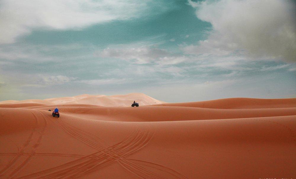 Morocco Gnawa Tours - Quads, Buggie, Sahara Desert Trip