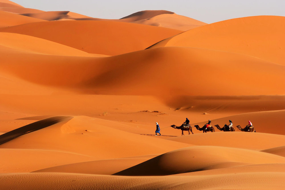 Sahara Tour - Morocco Gnawa Tours