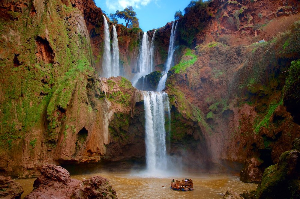 Discover the unspoilt beauty of Morocco -